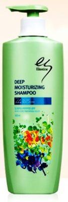 LG Elastine Deep Moisturizing Шампунь увлажняющий для сухих непослушных волос 400 мл