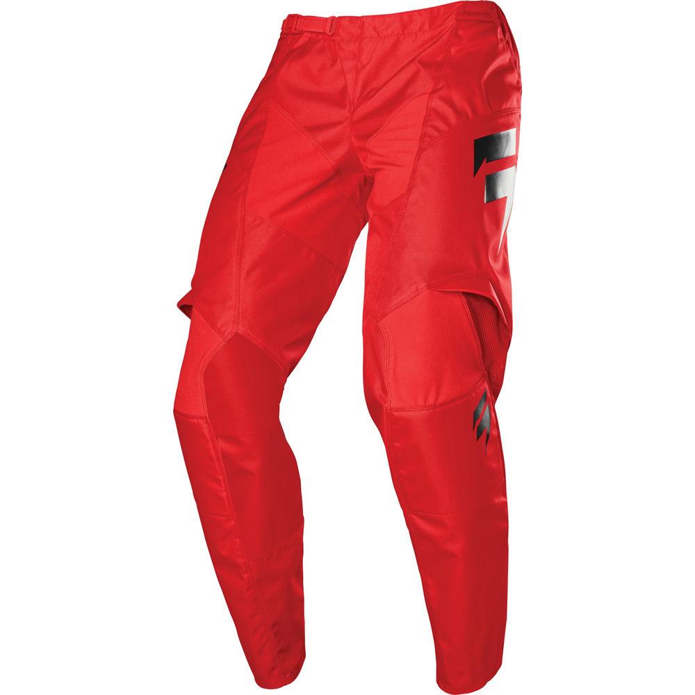Shift - 2020 Whit3 Label Race 1 Red штаны, красные