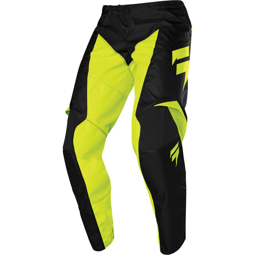 Shift - 2020 Whit3 Label Race 1 Flow Yellow штаны, желтые