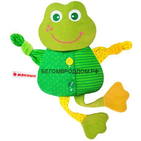 РазоГРЕЛКА Лягушка с вишнёвыми косточками/МЯКИШИ
