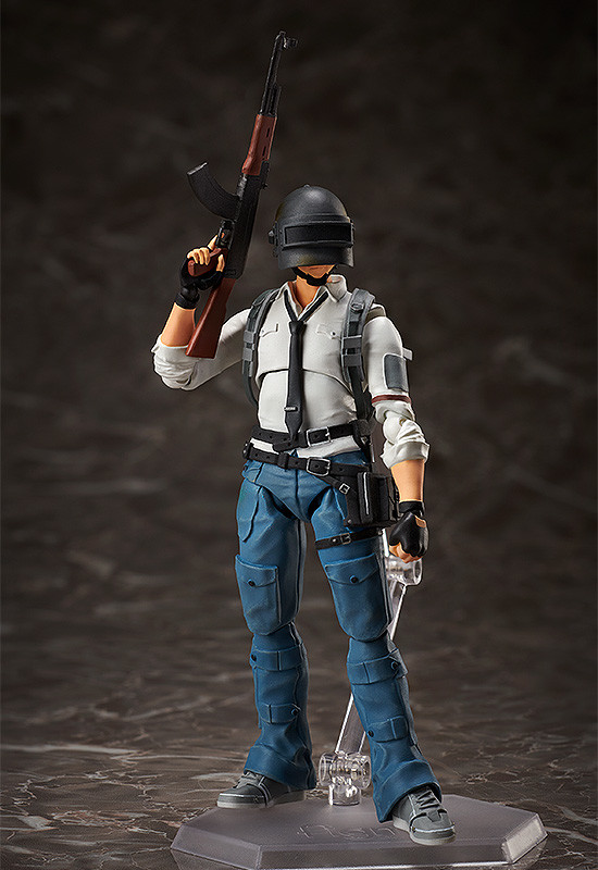 Фигурка PLAYERUNKNOWN'S BATTLEGROUNDS - Figma The Lone Survivor
