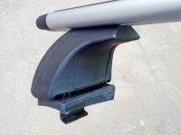 Багажник на крышу Lada Vesta sedan, Евродеталь, крыловидные дуги