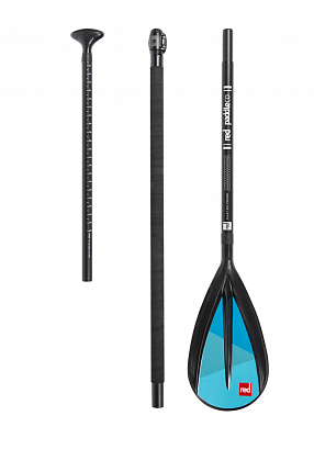 Весло для SUP RED PADDLE ALLOY NYLON (3 piece) AntiTwist 2019