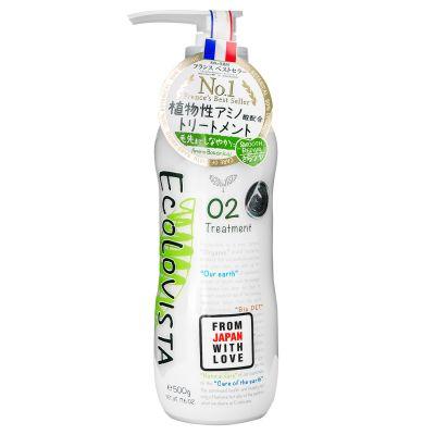 Бальзам -кондиционер для волос Ecolovista восстановление 500 мл