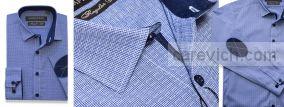 "Рубашки ПОДРОСТКОВЫЕ ""IMPERATOR"", оптом 12 шт., артикул: Smart 1 LOK-П"