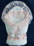 MAM-BABY Одеяло с уголком и резинкой (осень-зима) 9740