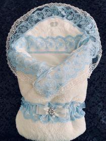 MAM-BABY Одеяло с уголком и резинкой (осень-зима) 9743