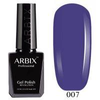 Arbix 007 Черничный Мусс Гель-Лак , 10 мл