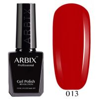 Arbix 013 Алые Паруса Гель-Лак , 10 мл