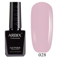Arbix 028 Воздушный Поцелуй Гель-Лак , 10 мл