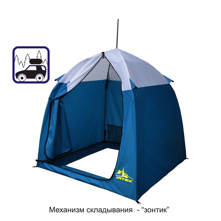 Палатка   зимняя Нерпа-1  1 местная 150*150*150