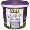 Лак Кракелюр VGT Gallery 0.9кг для Создания Трещин, как Промежуточное Покрытие, Бесцветный / ВГТ Кракелюр