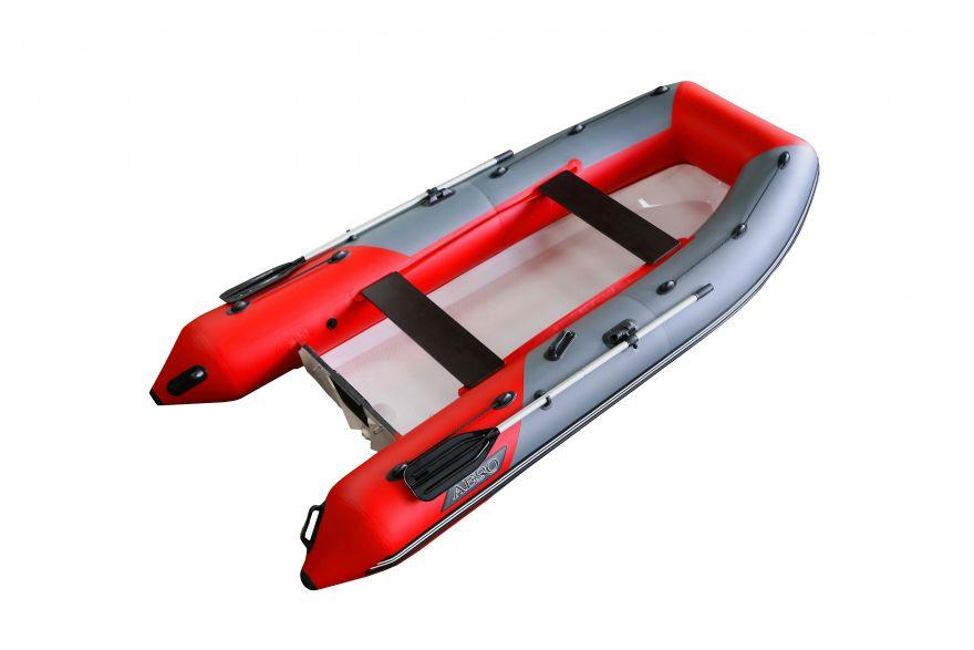 Лодка РИБ АЭРО Победа 350