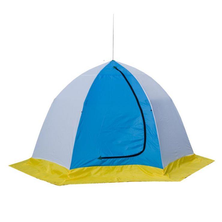 Палатка   зимняя Стэк  2-х мест н/тк ELITE 225*190*150