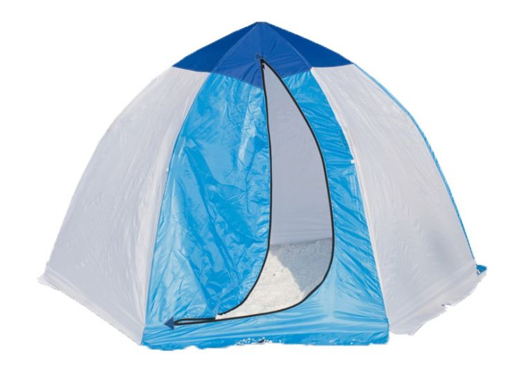 Палатка   зимняя Стэк  3-х мест н/тк 260*230*160