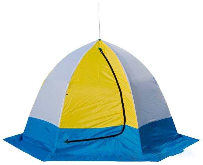 Палатка   зимняя Стэк  3-х мест н/тк ELITE 260*230*160