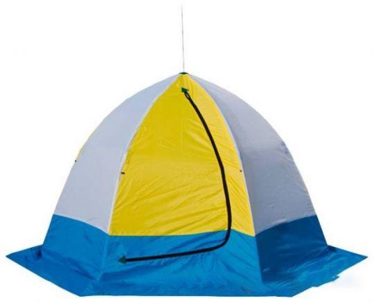 Палатка   зимняя Стэк  3-х мест н/тк ELITE
