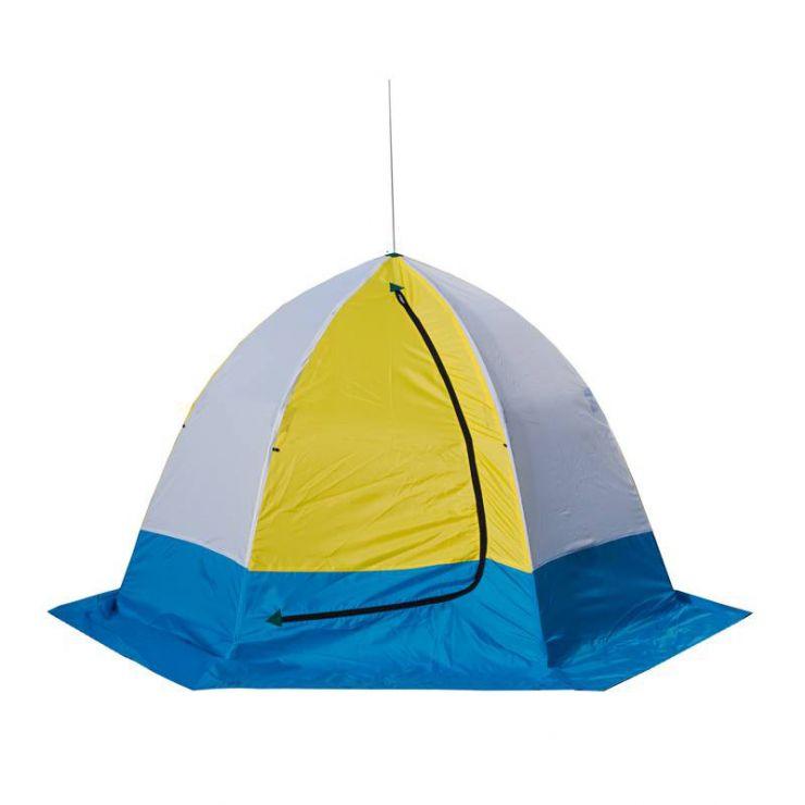 Палатка   зимняя Стэк  4-х мест н/тк ELITE 260*260*210