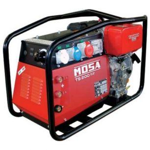 Сварочный генератор Mosa TS 200 DES/CF