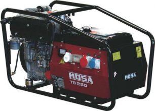 Сварочный генератор Mosa TS 250 KD/EL