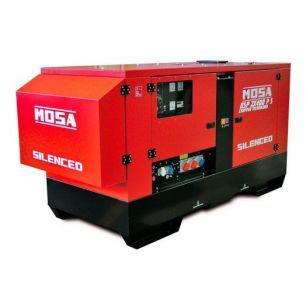 Сварочный генератор Mosa DSP 2x400 PS
