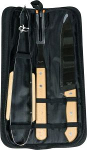 Набор для гриля Steel S-93 в сумке