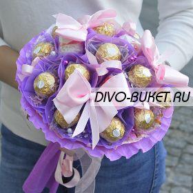 "Букет из конфет №725 ""Лада"""