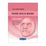 Маска тканевая MILATTE ROSE GOLD MASK 23гр