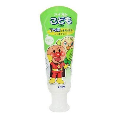 Lion Детская зубная паста со вкусом дыни 40 гр