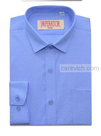 "Детская рубашка школьная,    ""IMPERATOR"", оптом 10 шт., артикул: Bristol 16"