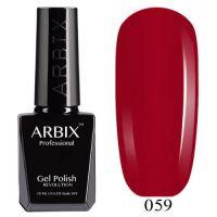 Arbix 059 Гренадин Гель-Лак , 10 мл