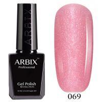 Arbix 069 Сладкая Вата Гель-Лак , 10 мл