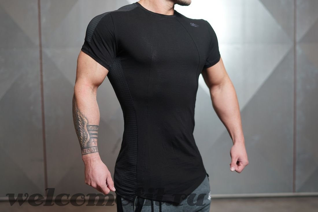 KANA Performance – Shirt Black