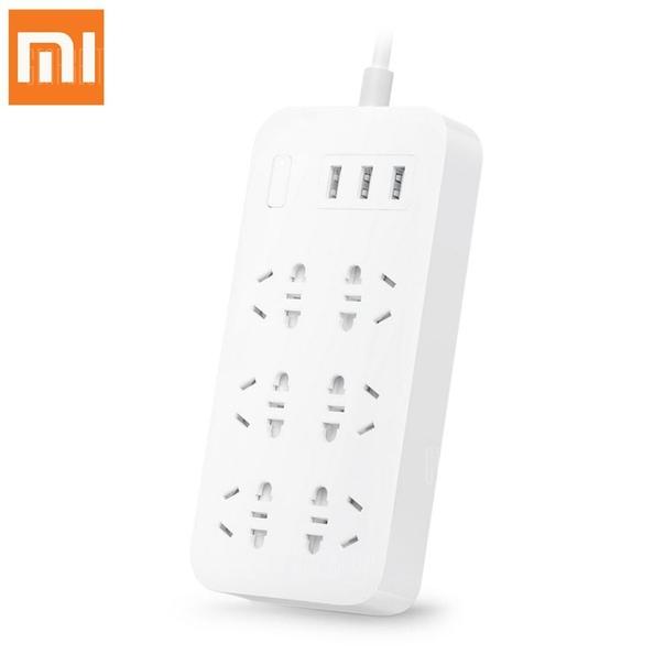 Удлинитель Xiaomi Mi Power Strip Quick Charger