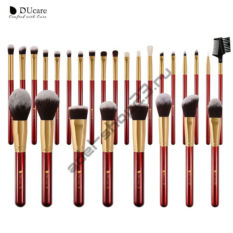 DUcare - набор кистей для макияжа из 27 штук