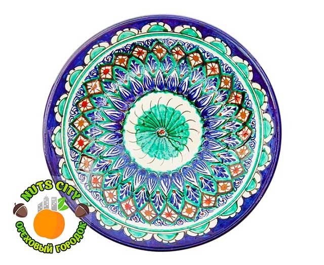 Тарелка Керамика маленькая 25см