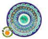 Узбекская посуда тарелка керамика