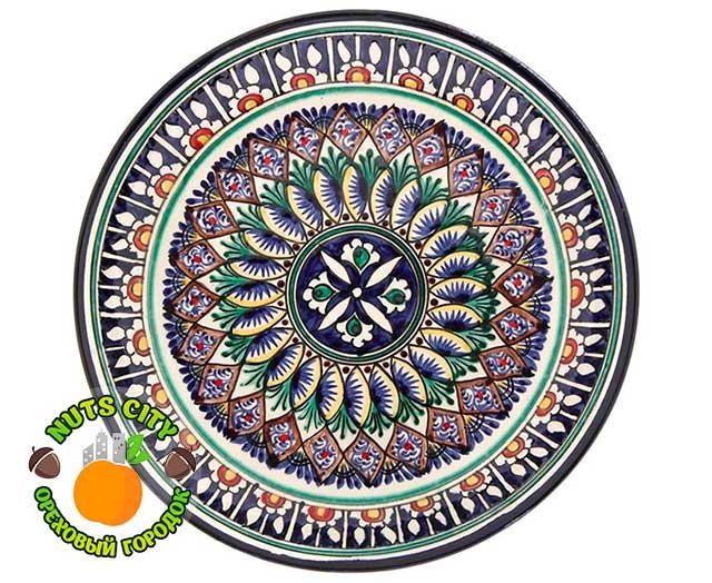 Тарелка Керамика Большая 43см