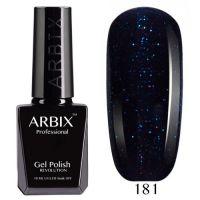 Arbix 181 Арабская Ночь Гель-Лак , 10 мл