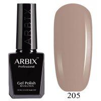 Arbix 205 Бейлис Гель-Лак , 10 мл