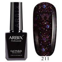 Arbix 211 Бродвей Гель-Лак , 10 мл