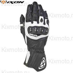 Перчатки Ixon Rs Tilt, Черный/белый