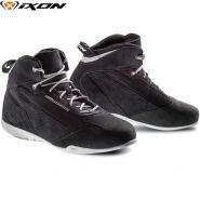 Мотоботинки Ixon Speed Vented, Черный/белый