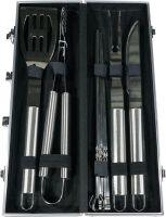 Набор для приготовления гриля Steel S-99 из 11 предметов