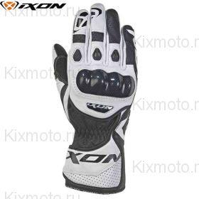 Перчатки Ixon Rs Circuit 2, Черный/белый
