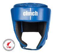 Шлем для единоборств Clinch Helmet Kick синий размер М, артикул C142