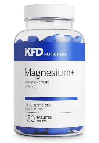Magnesium + от KFD 120 таб