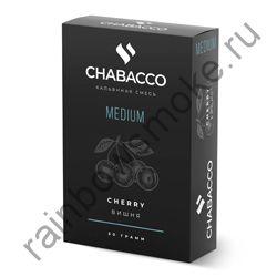 Chabacco Medium 50 гр - Cherry (Вишня)