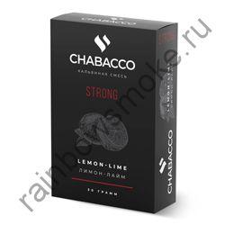 Chabacco Strong 50 гр - Lemon-Lime (Лимон-Лайм)