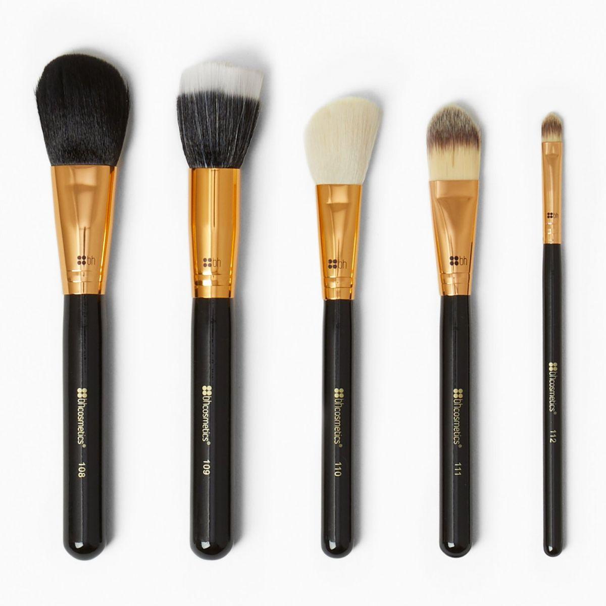 Набор кистей для макияжа BH COSMETICS - FACE ESSENTIAL